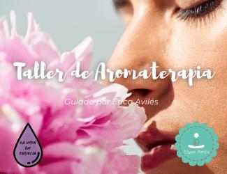 Taller-online-de-aromaterapia-aceites-esenciales-botiquín-Espai-mares-EspaiMares